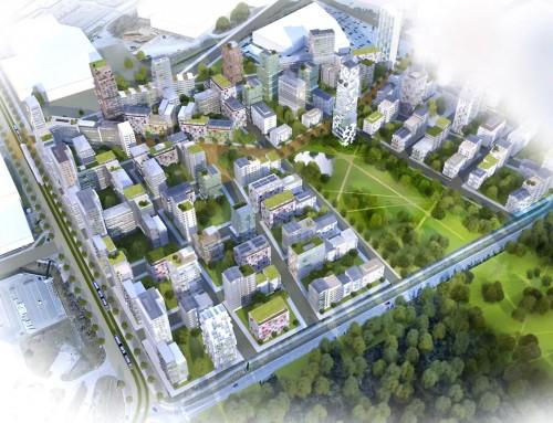 4200 bostäder planeras i Kungens kurva